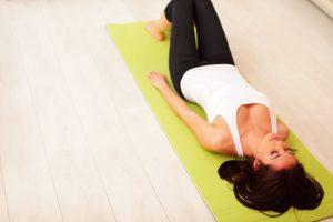 megfelelő Kegel gyakorlatok edzés fekvő pozíció
