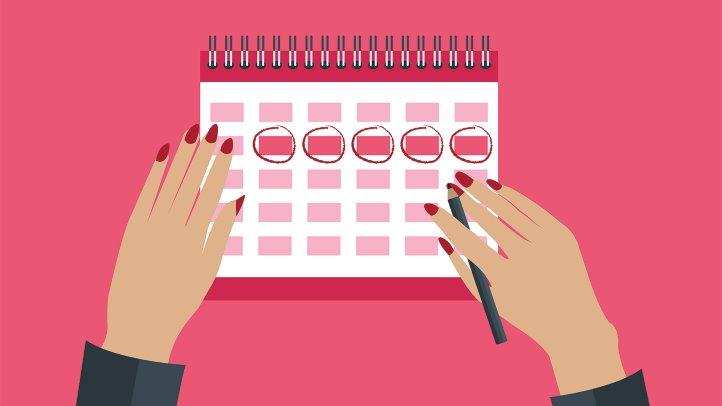 Menstruációs problémák, rendszertelen menstruáció