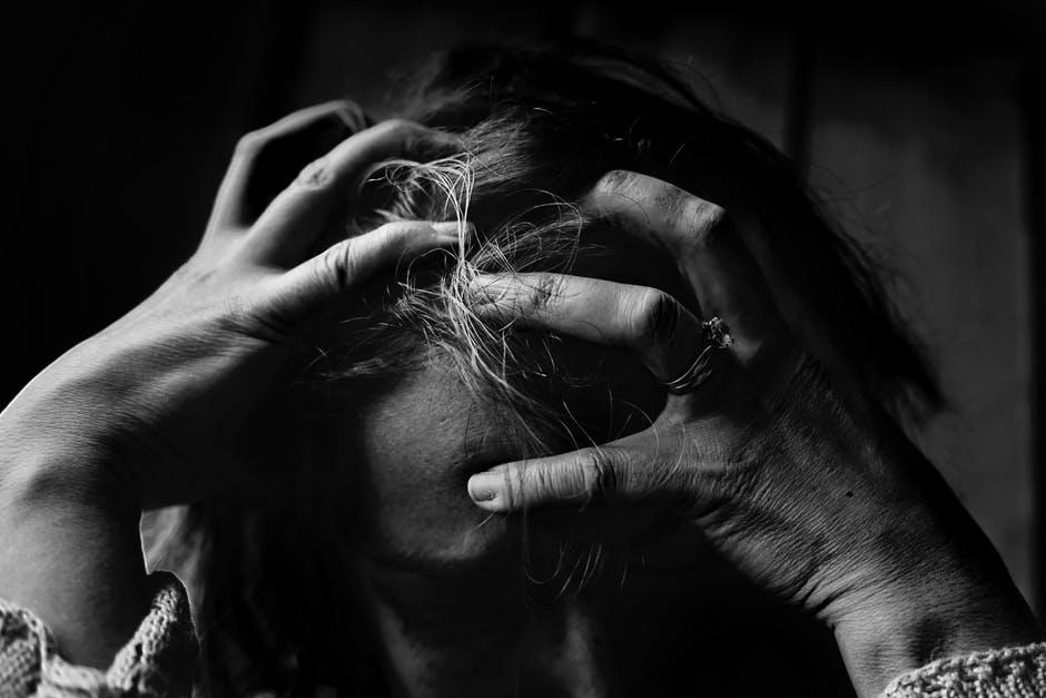 Stressz miatti fejfájás