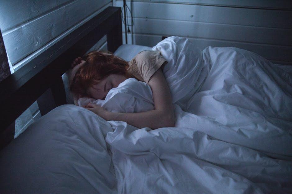 Stressz miatti különös álmok és álmatlanság