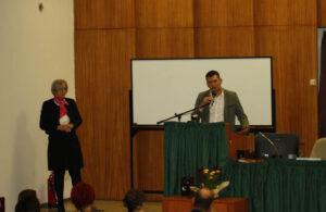 Dr. Takács Zoltán beszéde